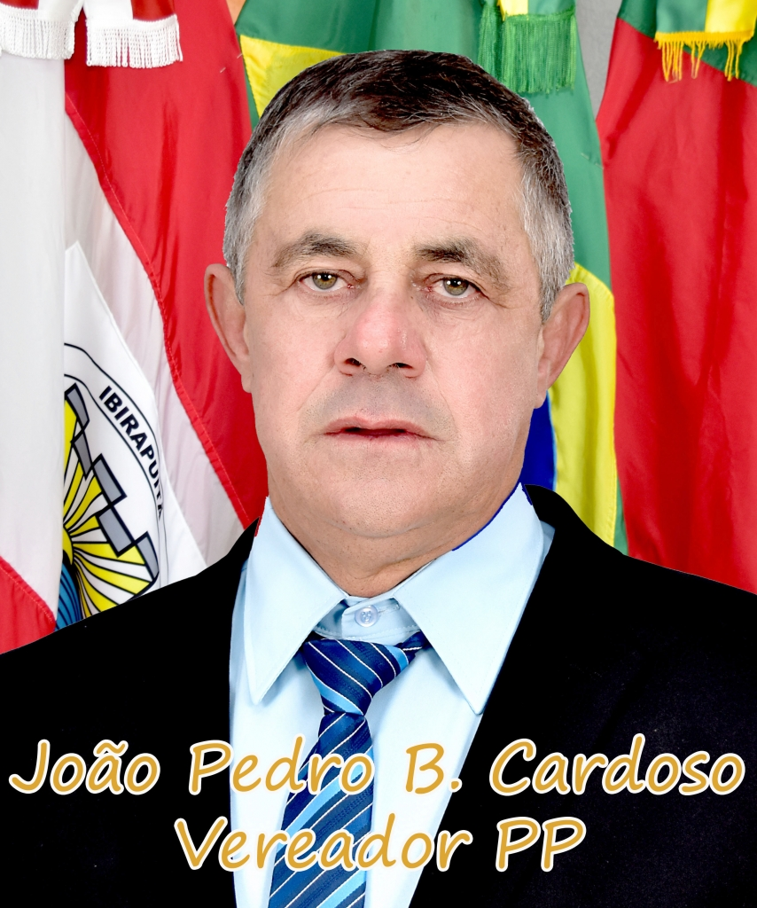 Foto: João Pedro Becker Cardoso