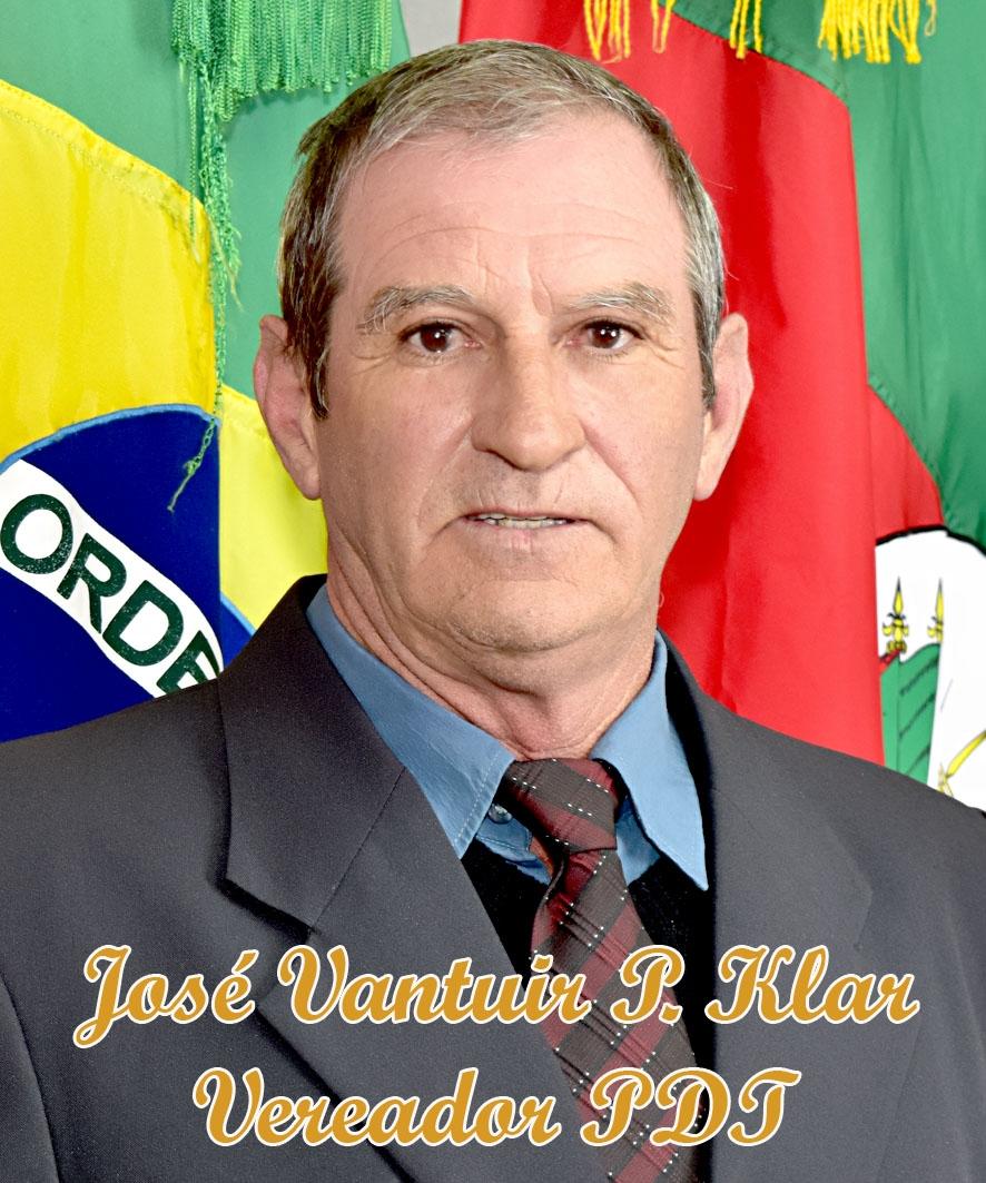 Foto: José Vantuir Pezzini Klar